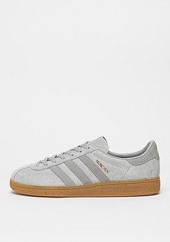 München solid grey/solid grey/gum