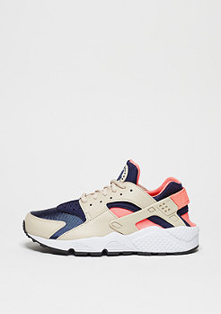 Laufschuh Wmns Air Huarache Run oatmeal/binary blue/lava glow