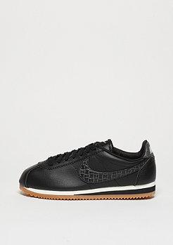 Laufschuh Wmns Classic Cortez Leather Lux black/black/sail