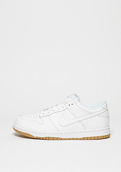 Basketballschuh Wmns Dunk Low white/white/pure platinum