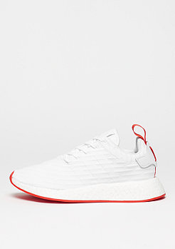 adidas Laufschuh NMD R2 PK white/white/core red