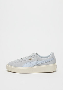 Schuh Suede Platform Core halogen blue/whisper white