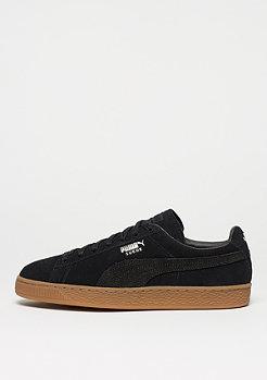 Schuh Suede Classic CITI black
