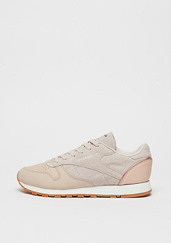 Reebok Schuh Classic Leather Golden Neutrals vegtan/sandtrap/rose gold