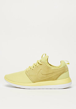 NIKE Laufschuh Roshe Two lemon chiffon/lemon chiffon/white
