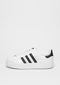 Schuh Superstar Bold white/core black/gold metallic