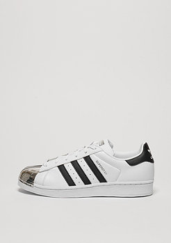 Schuh Superstar Metal Toe white