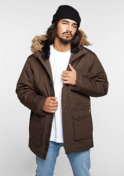 Jacke Curtis chocolate brown