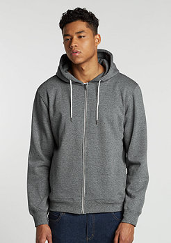Hooded-Zipper Dixon black