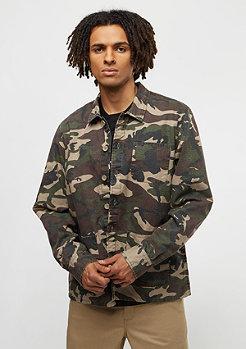 Hemd Kempton camouflage