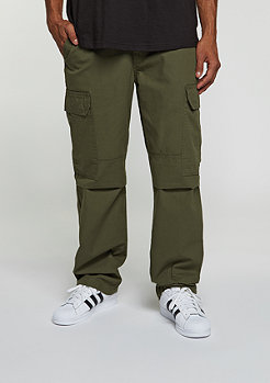 Chino-Hose New York dark olive