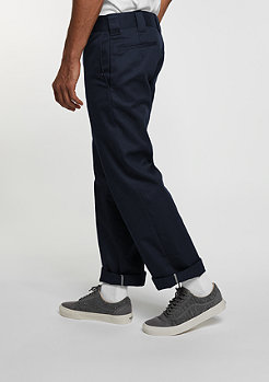 Chino-Hose WP873 Slim Straight Work Pant dark navy