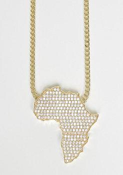 Kette Snoop Dogg Jungl Julz Africa gold