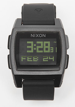 Nixon Uhr Base Tide all black