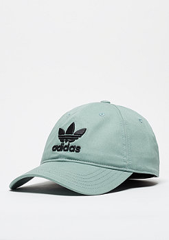 Baseball-Cap Brooklyn Heights Trefoil tactile green