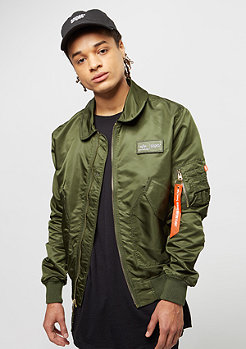 Alpha Industries Übergangsjacke CWU LW PM x Snipes