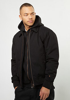 Flatbush Übergangsjacke Cotton Bomber black