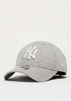 Baseball-Cap 9Forty Team Jersey MLB New York Yankees grey