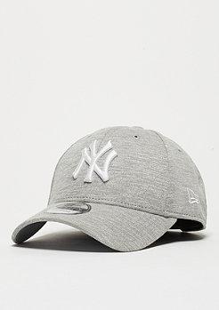 Baseball-Cap 9Forty Team Jersey MLB New York Yankees grey