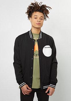 Übergangsjacke Macrodot Baseball Jacket black