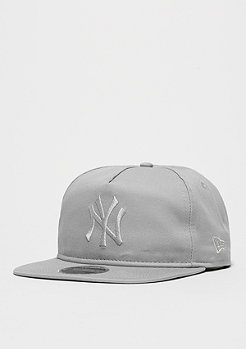 Snapback-Cap 9Fifty Tonal Unstructured Snap MLB New York Yankees grey