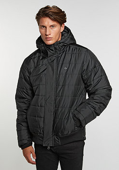 Übergangsjacke Osborne Hooded black