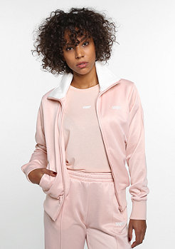 Trainingsjacke Highneck rose