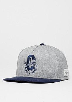 Snapback-Cap WL Frat Boy grey