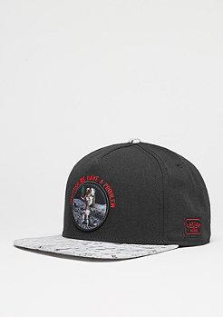 Snapback-Cap WL Cap Moondust Kush black