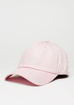 Baseball-Cap BL What You Heard Curved pink