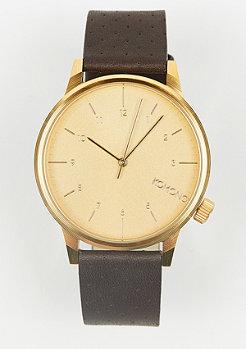 Uhr Winston gold