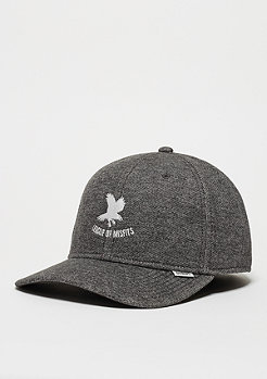 Baseball-Cap Misfit black