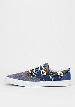 Schuh Nice CP Birds & Tissu blue