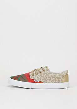 Schuh Nice Crazy Pattern red/leopard