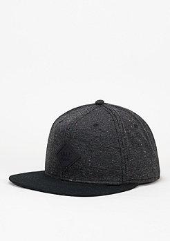 Snapback-Cap 6P Naps black