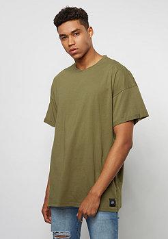 Dropshoulder Basic khaki