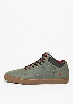 Skateschuh The HSU G6 grey/gum/red