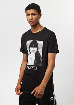 Mister Tee T-Shirt F#?KIT black