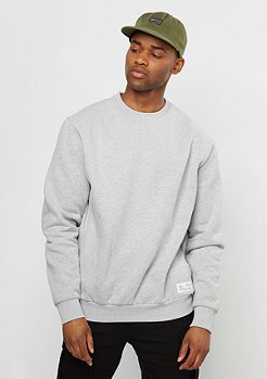 Sweatshirt Basic Crew 08 heather