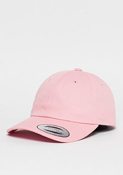 Strapback-Cap Low Profile Cotton Twill pink