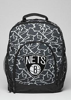 Rucksack Camouflage NBA Brooklyn Nets grey