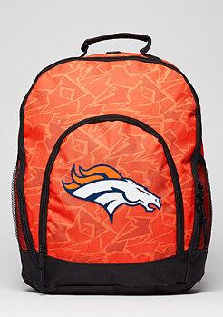 Forever Collectibles Rucksack Camouflage NFL Denver Broncos orange