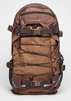 Rucksack Three Color Louis brown