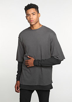 Future Past Longsleeve Layering grey/black