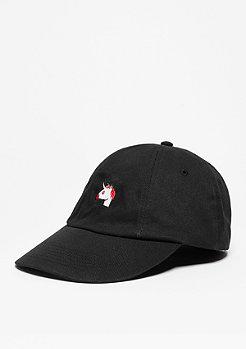 Baseball-Cap Unicorn black