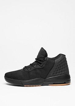 Basketballschuh Academy black/anthracute/gum med brown
