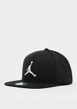 Snapback-Cap Jumpman black/white
