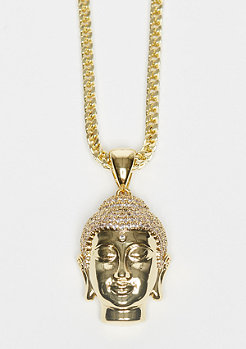 Kette Mini Buddha gold