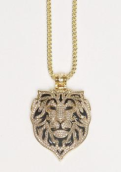 Kette Phantom Lion gold