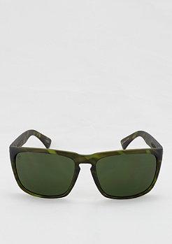 Sonnenbrille Knoxville XL matte olive/melanin grey